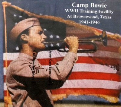 CD camp bowie